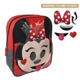 Plecak z naklejkami Disney 34 cm
