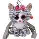 Plecak pluszowy kot Kiki Ty Gear 25 cm