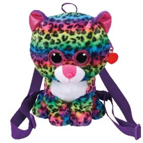 Plecak pluszowy lampart Dotty Ty Gear 25 cm