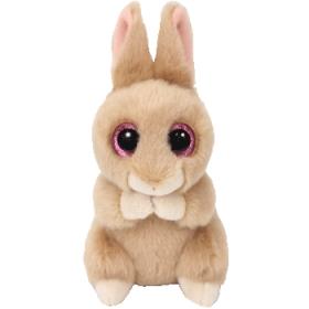 Maskotka pluszowa / ozdoba królik Ginger Beanie Boos 11 cm