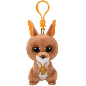 Brelok pluszowy do kluczy kangur Kipper Beanie Boos 8.5 cm