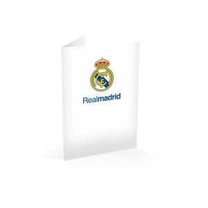 Kartka okolicznościowa A4 Real Madryt