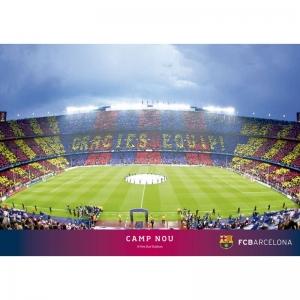 Kartka pocztowa A4 – Camp Nou FC Barcelona