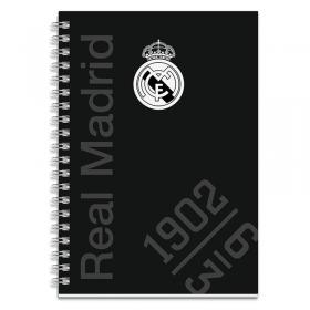 Kołonotatnik A5 Real Madryt