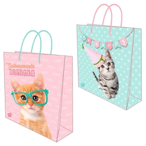 Torba prezentowa Studio Pets - losowy wzór