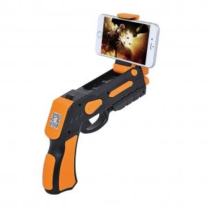 Pistolet AR Gun, rozszerzona rzeczywistość 3D na telefon, smartfon