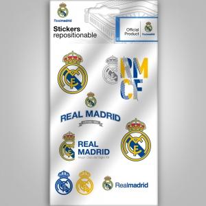 Naklejka zdejmowalna Real Madryt