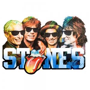 Naklejka ścienna zdejmowalna Rolling Stones