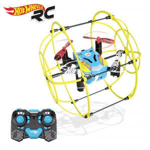 Hot Wheels DRX dron w klatce