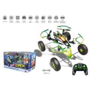 Dron ziemny, wodny, powietrzny Ultra Terrain 3w1 Hot Wheels Bladez Drone Racerz