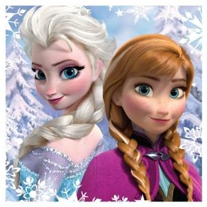 Ręcznik Frozen - Kraina Lodu