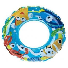 Koło do pływania - ocean 60 cm