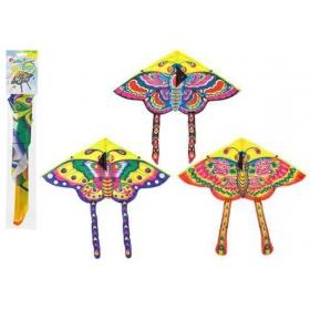 Latawiec – motyl – losowy model