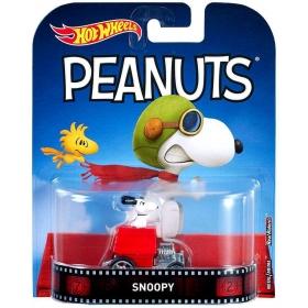 Samochód Hot Wheels - Snoopy