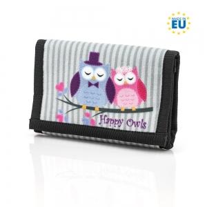 3b0ee06b296bc Portfel Happy Owls - Sowy - Hurtownia Gatito