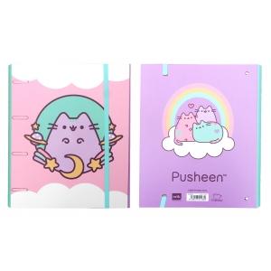 Teczka z gumką Pusheen
