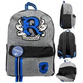 Plecak z odznakami Ravenclaw Harry Potter