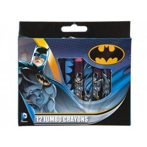 Kredki świecowe Batman 12 kolorów