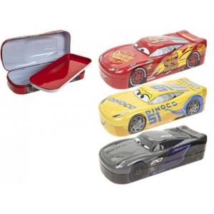 Piórnik metalowy Cars – Auta
