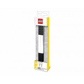 Czarny cienkopis żelowy Lego - 2 szt