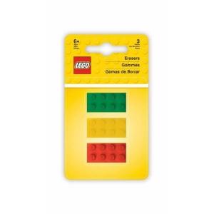 Gumki do mazania Lego