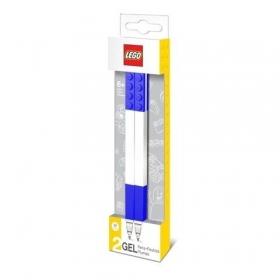 Niebieski cienkopis żelowy Lego - 2 szt