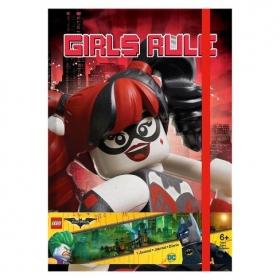 Notatnik Lego Batman – Batgirl