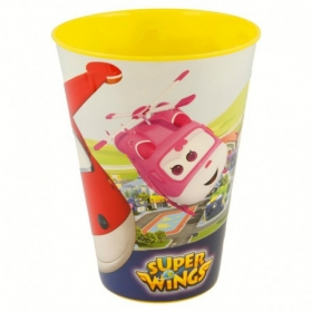 Kubek plastikowy 430 ml Super Wings