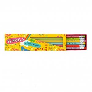 Zestaw ołówków Happy News