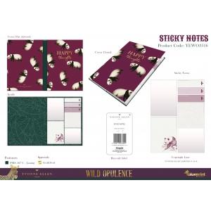 Znaczniki - sticky notes Yvonne Ellen