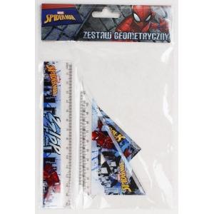 Zestaw geometryczny Spiderman