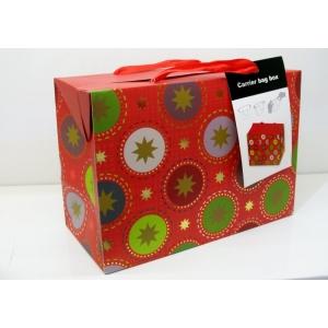 Pudełko świąteczne średnie / mix wzorów
