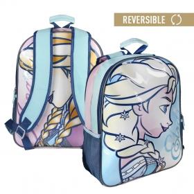 Plecak dwustronny Frozen - Kraina Lodu 41 cm