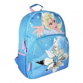 Plecak z cekinami Frozen - Kraina Lodu 41 cm