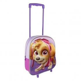 Plecak na kółkach 3D Psi Patrol 31 cm