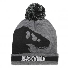Czapka jesienna / zimowa Jurassic Park - Park Jurajski
