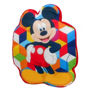 Poduszka welurowa Myszka Mickey