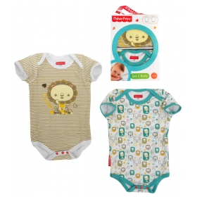 Body niemowlęce – 2 pak Fisher Price