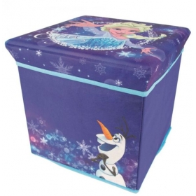 Pufa na zabawki Frozen - Kraina Lodu