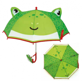 Parasol manualny Fisher Price – żaba
