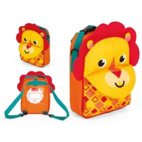 Plecak 3D Fisher Price – lew
