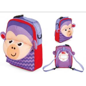 Plecak 3D Fisher Price – małpka