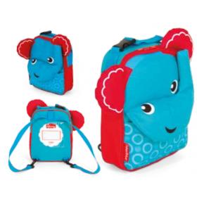 Plecak 3D Fisher Price – słoń