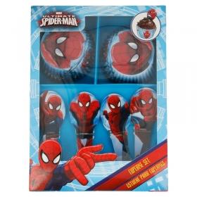Zestaw do babeczek Spiderman