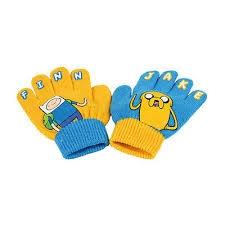 Rękawiczki akrylowe Pora na Przygodę