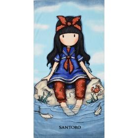 Ręcznik plażowy / kąpielowy Gorjuss Santoro