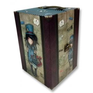 Pudełko na biżuterię (szafa) Gorjuss Santoro London