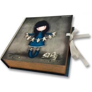 Pudełko na biżuterię (książka) Gorjuss Santoro London