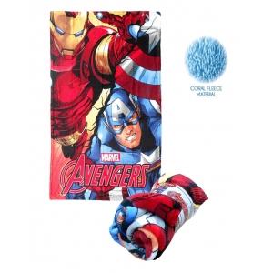 Koc koralowy Avengers