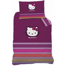 Pościel Hello Kitty 140x200 cm